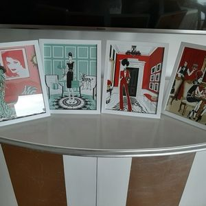 Gorgeous framed pictures